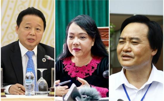 Lắng nghe thông điệp năm mới của các Bộ trưởng trong bản tin Thời sự 19h