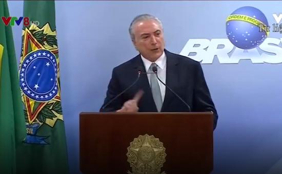 Brazil: Luật sư khởi động bào chữa cho Tổng thống Temer