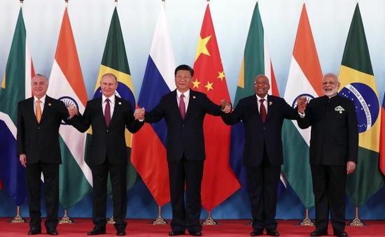 Hội nghị thượng đỉnh BRICS đạt được đồng thuận rộng rãi