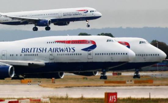 Hàng không Anh đứng trước nguy cơ quá tải