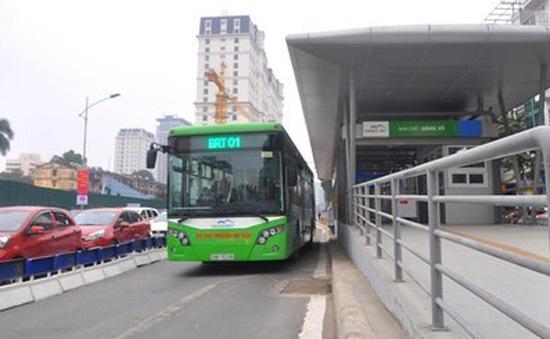 Ý kiến người dân Hà Nội về đường ưu tiên cho BRT