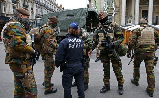 Bỉ bắt 11 đối tượng tình nghi khủng bố