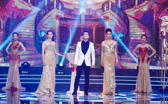 """Ấn tượng BST lấp lánh """"Vũ khúc mùa đông"""" trên sân khấu Sài Gòn đêm thứ 7"""