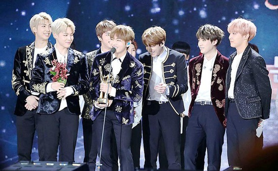 BTS - Nhóm nhạc Hàn Quốc có tầm ảnh hưởng nhất trên Internet