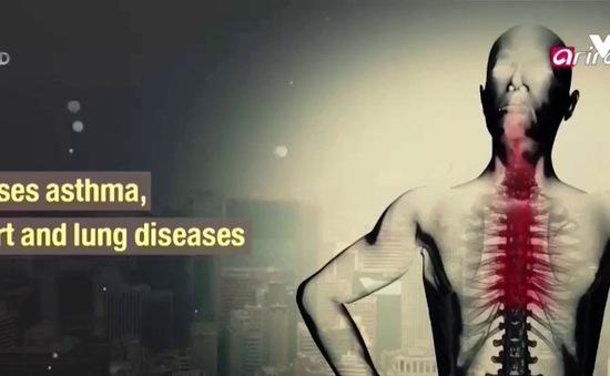 Bụi mịn gây hại cho sức khỏe như thế nào?