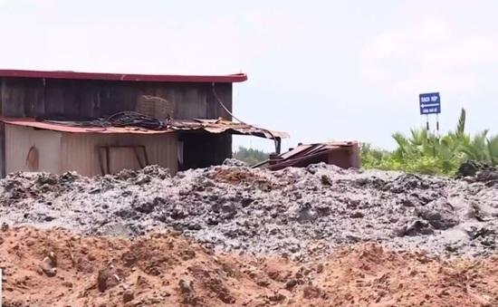 TP.HCM chưa có phương án xử lý bùn thải dự án chống ngập
