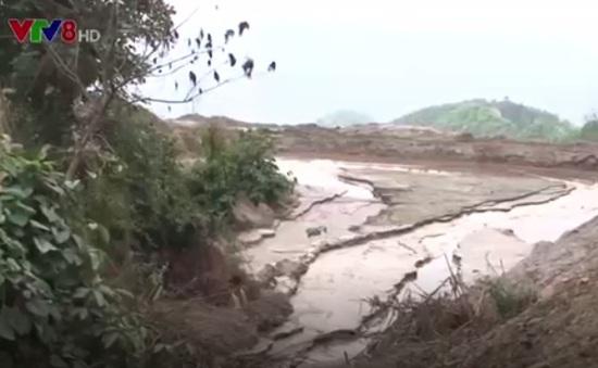 Nghệ An: Hàng loạt mỏ khai thác khoáng sản không đảm bảo an toàn
