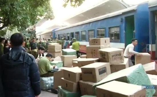 Buôn lậu đường sắt qua ga Đồng Đăng có dấu hiệu bảo kê