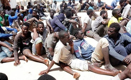 Libya tăng cường tuần tra kiểm soát hoạt động buôn lậu và buôn người