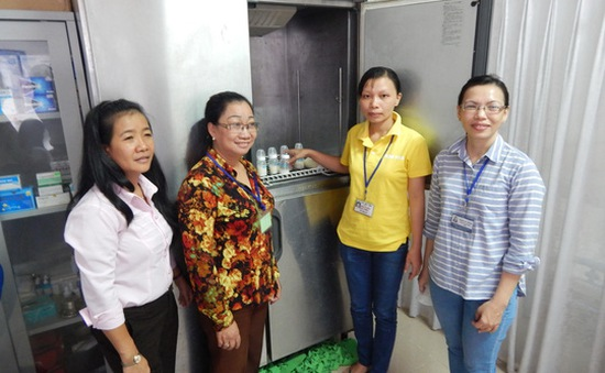 Khánh thành cabin sữa tại Lâm Đồng