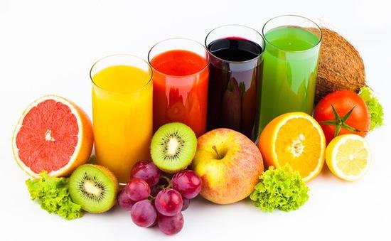 Uống và bảo quản nước trái cây sao cho hiệu quả?
