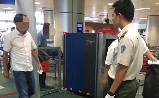 Đe dọa sử dụng mìn, nam hành khách bị cấm bay 9 tháng