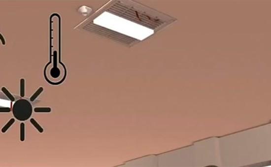 Enlighted - Bộ cảm biến giúp giám sát hoạt động của nhân viên