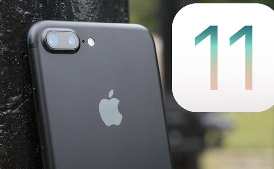 iOS 11 mang tới nhiều trải nghiệm mới với ứng dụng Camera