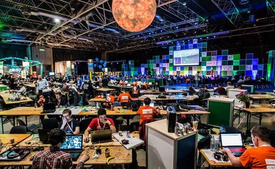 Gần 90.000 người tham dự Hội chợ công nghệ tại Brazil