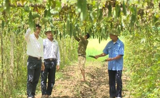 Huyện ủy Yên Khánh học và làm theo phong cách gần dân của Bác