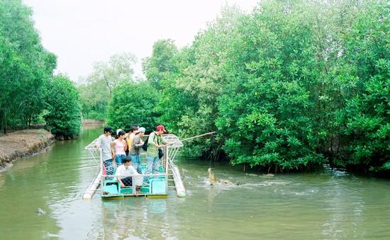 Trải nghiệm tour du lịch sinh thái mới tại Cần Giờ, TP.HCM