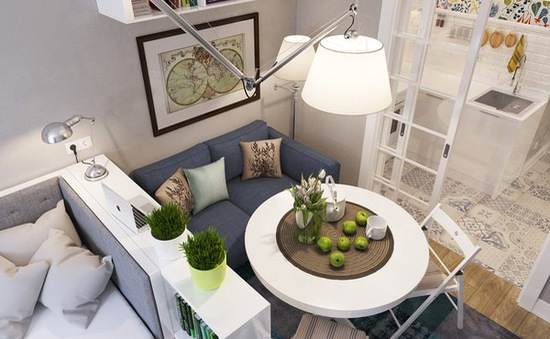 Giá thuê căn hộ tại TP.HCM có xu hướng giảm