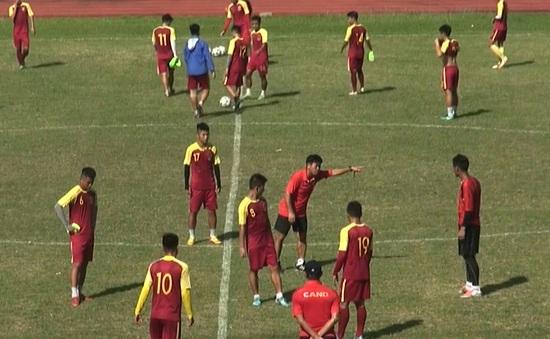 CLB bóng đá Công An Nhân Dân đứng trước cơ hội thăng hạng