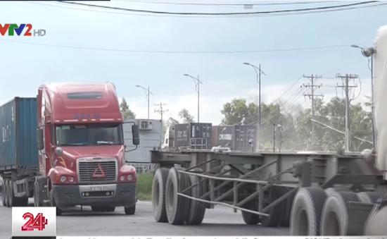 Giải quyết tình trạng ùn tắc giao thông tại cảng Cát Lái