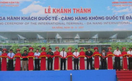 Cảng hàng không quốc tế Đà Nẵng chính thức hoạt động