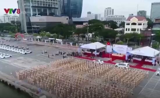 Hơn 1000 cảnh sát giao thông cả nước huy động phục vụ APEC tại Đà Nẵng