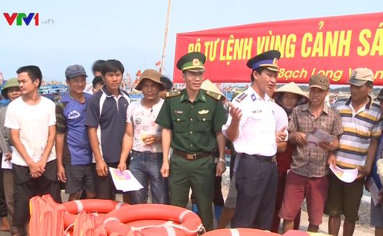Tăng cường phổ biến quy định về đánh bắt cho ngư dân