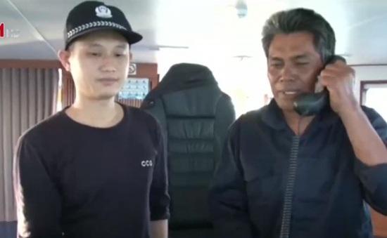 Hợp tác Cảnh sát biển Trung Quốc - Philippines