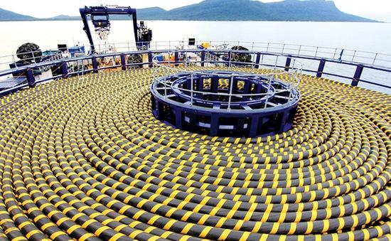 Vận hành tuyến cáp xuyên Đông Nam Á đầu tiên
