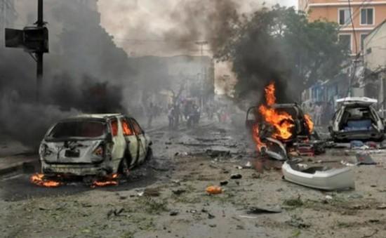 Đánh bom đẫm máu ở Somalia, ít nhất 18 người thương vong