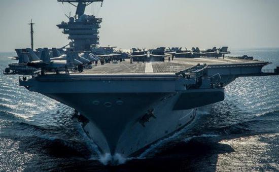 Triều Tiên tuyên bố sẵn sàng đối phó với tàu sân bay Mỹ
