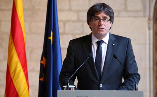 Cựu Thủ hiến Catalonia kêu gọi chấp nhận chiến thắng của phe ly khai