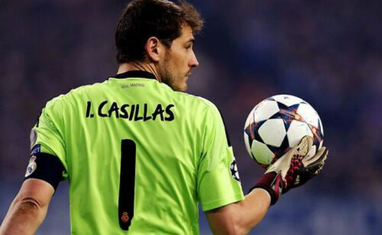 Iker Casillas thông báo tin cực vui cho người hâm mộ