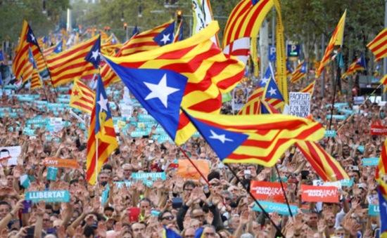 Tây Ban Nha cân nhắc áp dụng Điều 155 Hiến pháp với Catalonia