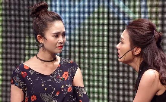 Bị MC Thùy Linh cướp mất bạn trai, Bảo Thanh bật khóc nức nở