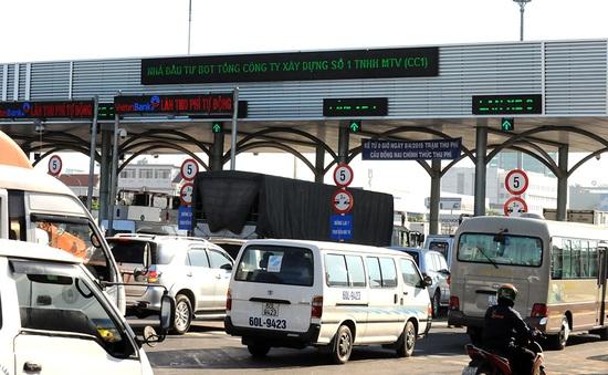 Lo ngại khó duy trì thu phí tự động tại cầu Đồng Nai