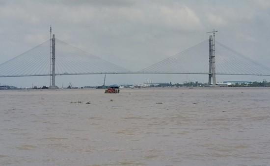 Bộ GTVT chỉ đạo xử lý vết nứt trên cầu Vàm Cống