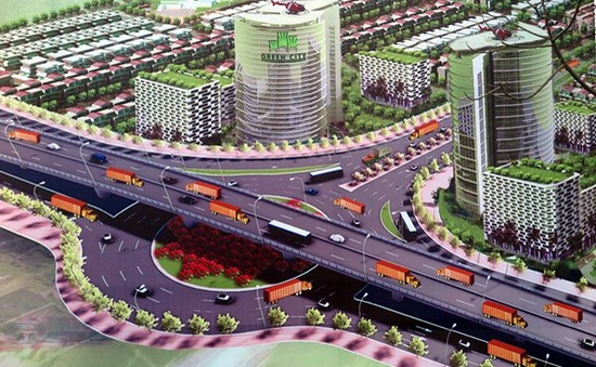 Hải Phòng xây cầu vượt để xóa điểm nghẽn giao thông