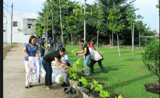 Cần Thơ phát triển hạ tầng xanh cộng đồng