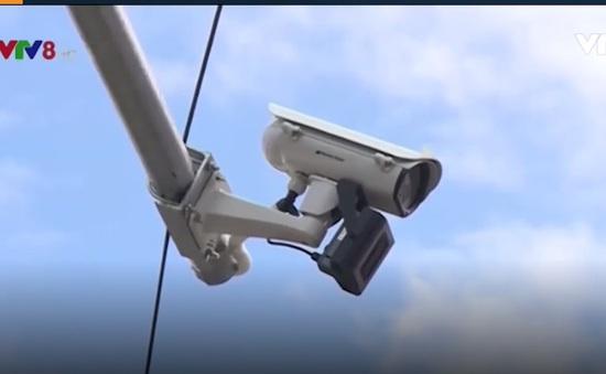 Hà Tĩnh: Xử lý vi phạm giao thông bằng camera