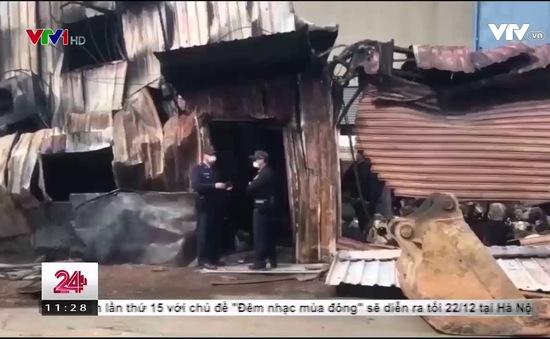 Phỏng vấn BQL lao động tại Đài Loan về vụ 6 lao động tử nạn