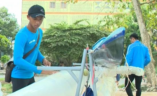 Chăm sóc thuyền - điều quan trọng khi thi đấu Canoeing