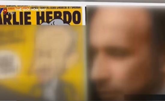 Tạp chí Charlie Hebdo của Pháp lại bị đe dọa tấn công