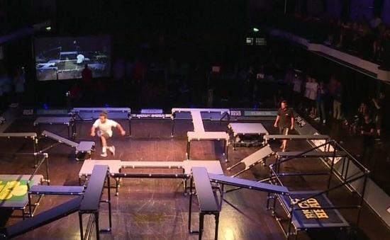 Chase Tag - Sự kiết hợp giữa thể thao truyền thống và Parkour