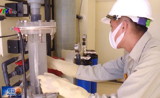 Ứng dụng công nghệ tự động hóa xử lý chất thải y tế