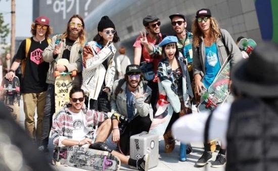Công thức để nổi bật với phong cách đường phố tại các tuần lễ thời trang