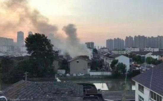 22 người chết trong vụ cháy nhà ở Trung Quốc