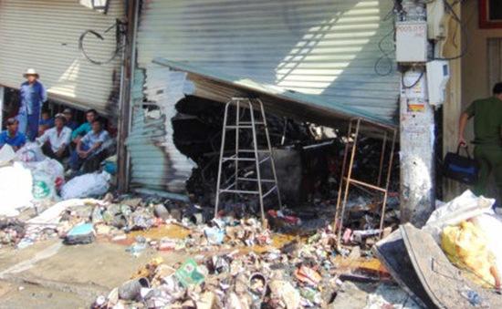Liên tiếp chập điện gây cháy tại Bạc Liêu, thiệt hại hàng tỷ đồng