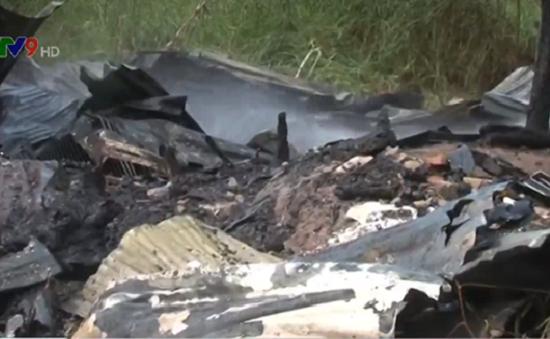 An Giang: Hỏa hoạn thiêu rụi nhà dân, 1 người thiệt mạng