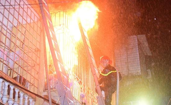 Hai vụ cháy nhà trong 1 tuần, 6 người thiệt mạng